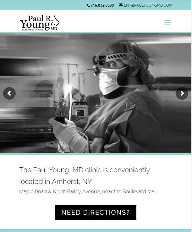 Dr  Paul Young, MD | Ear, Nose and Throat specialist | ENT
