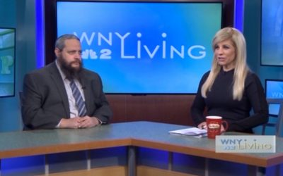 Western New York Living features Dr. Paul Young