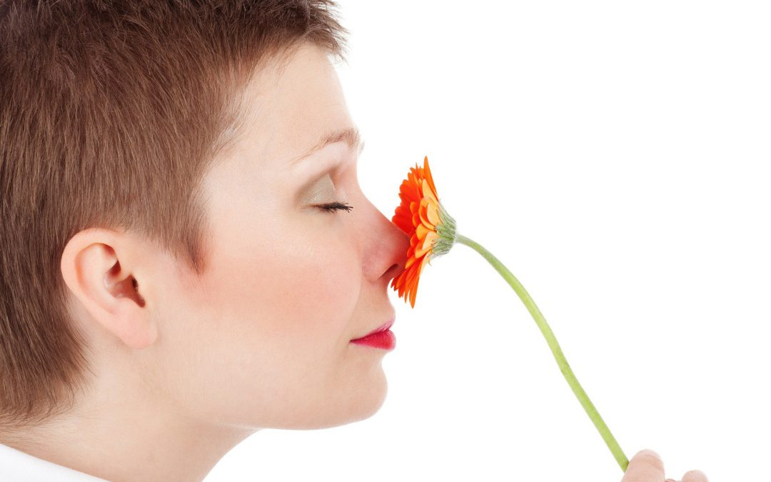 SOMETHING SMELL FISHY TO YOU? NO? HOW TO DEAL WITH POOR SENSE OF SMELL
