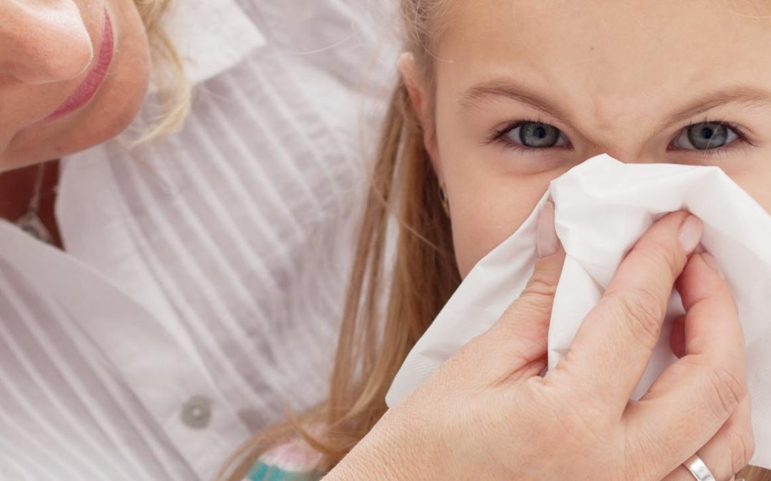 Allergies vs. Colds: The Ultimate Facedown