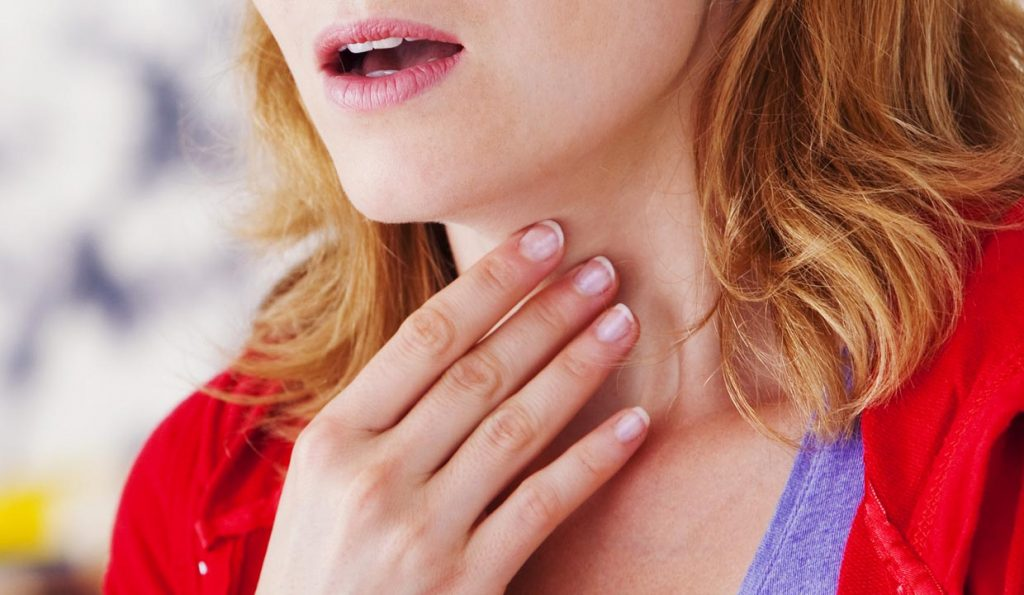 The Best Remedy For Allergy-Related Sore Throats