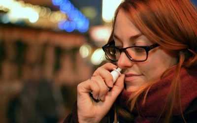 Are You Addicted to Your Allergy Nasal Spray?