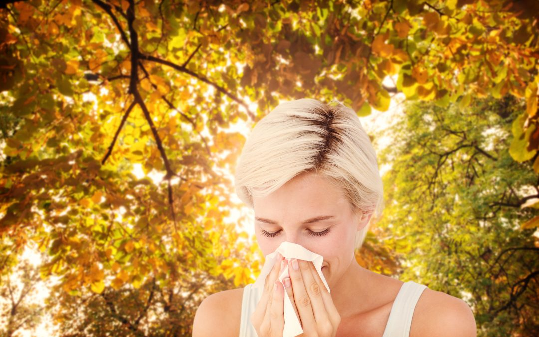 Your Cold Might Actually Be a Sign of Fall Allergies