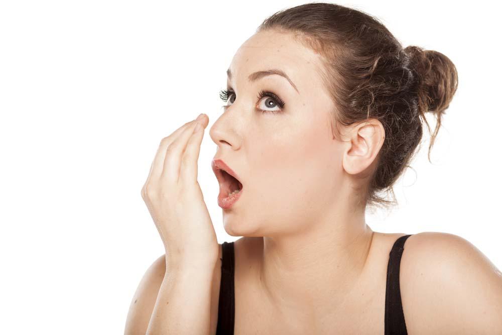 Top 7 Ways to Banish Bad Breath