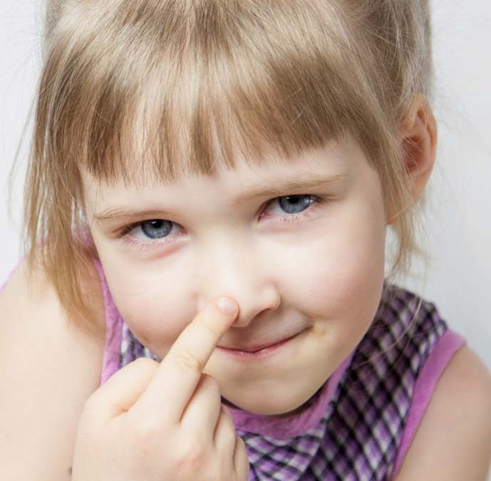 Your Nose Knows When You're Sick Before Your Nose Doctor